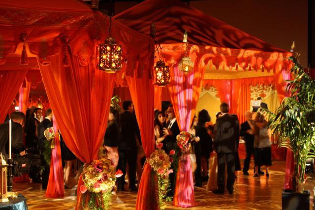 Moroccan Party Ideas