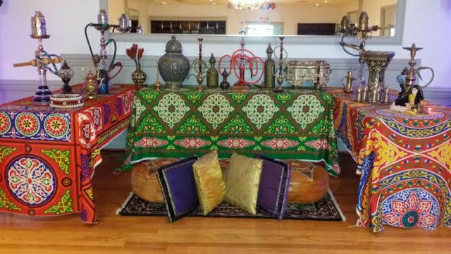 Moroccan Decorations